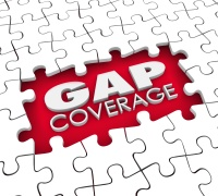 Gap Coverage Insurance Puzzle Policy Hole Supplemental Protectio